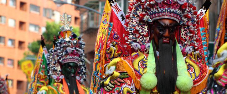 Chinese parade Richmond