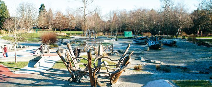Garden city park